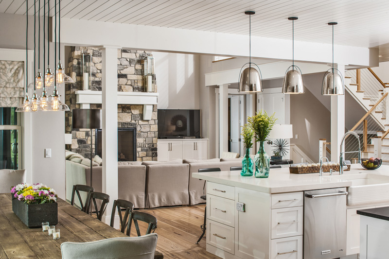 Custom Fort Collins Home Interior Built By Brannen Design U0026 Construction
