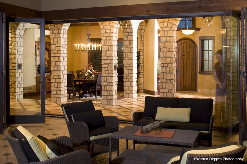 Luxury custom home in Fort Collins, Colorado