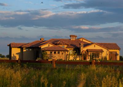 Colorado Luxury Home by Jon Rentfrow Design ~ Timnath, Colorado