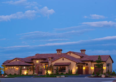 Colorado Luxury Home by Jon Rentfrow Design ~ Timnath, Colorado
