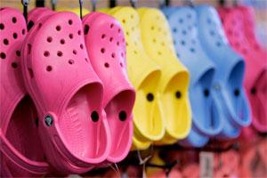 Crocs steps in to help 1,000 children living in poverty in Denver.