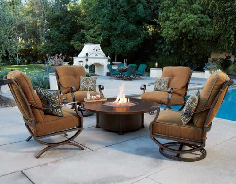 Fireplace patio furniture denver outdoor kitchens for Outdoor furniture denver