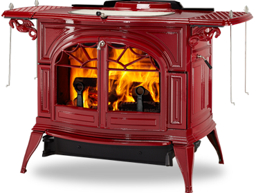 electric and wood burning or pellet stoves for your Colorado Home